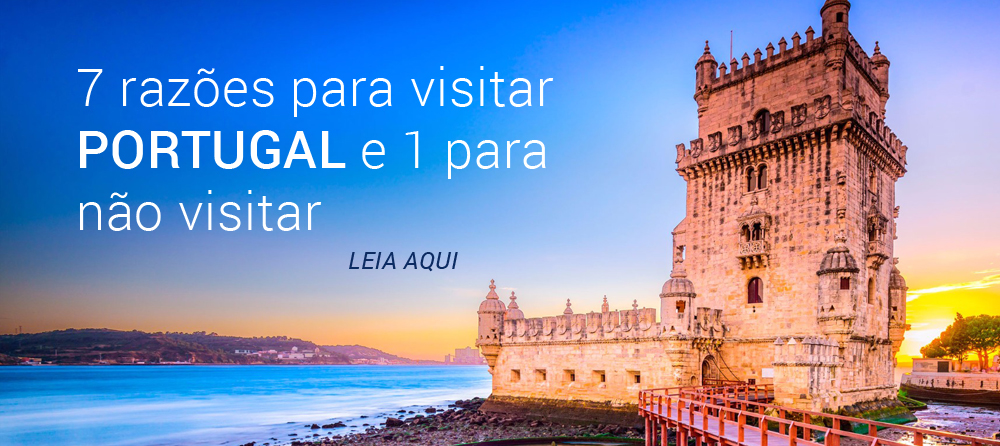 7 Razões para Conhecer Portugal